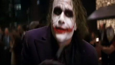 The Dark Knight - You're gonna love me