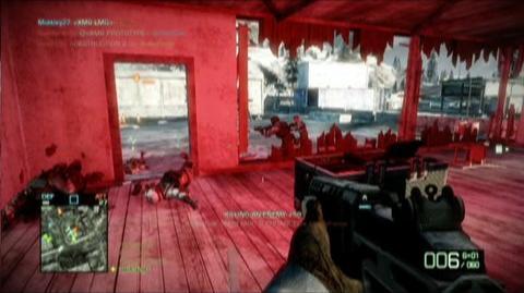 Battlefield Bad Company 2 (VG) (2009) - Port Valdez gameplay trailer