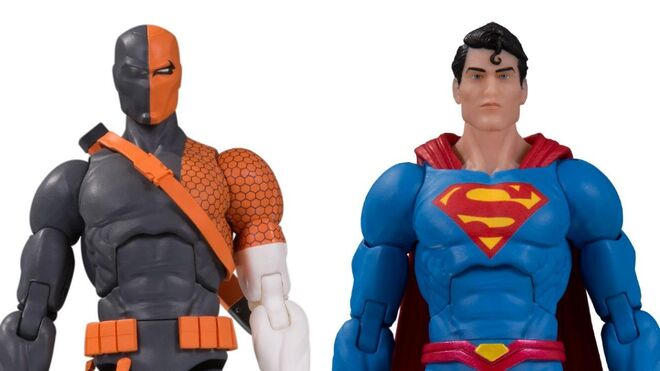 DC Essentials - New Action Figure Line Reveal