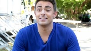 Do You Take This Man Jonathan Bennett On Working With Anthony Rapp