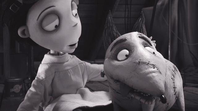 Frankenweenie - Trailer