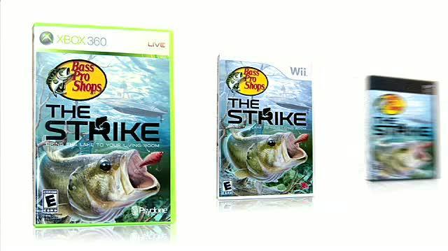 Bass Pro Shops The Strike Video Trailer - Debut Trailer