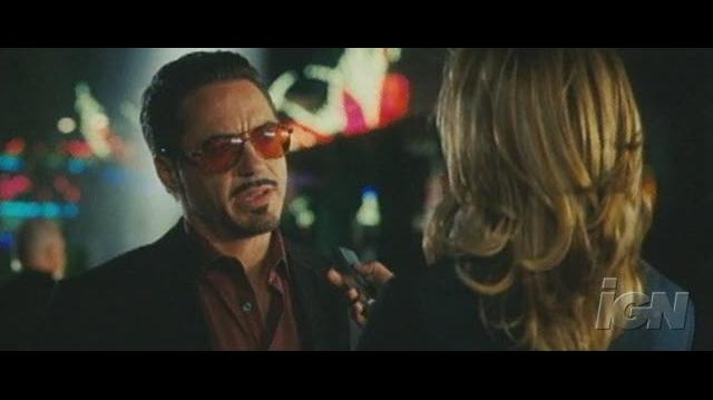 Iron Man Movie Clip - Interview