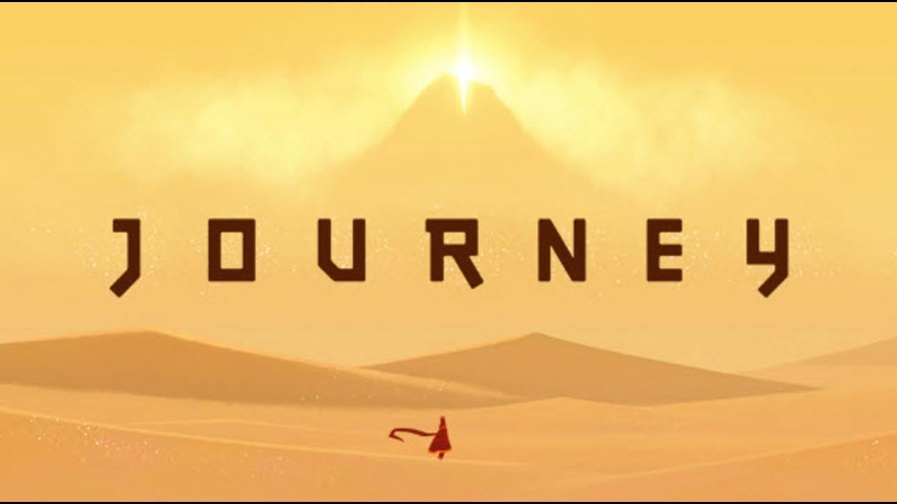 Journey Gameplay (PS3)