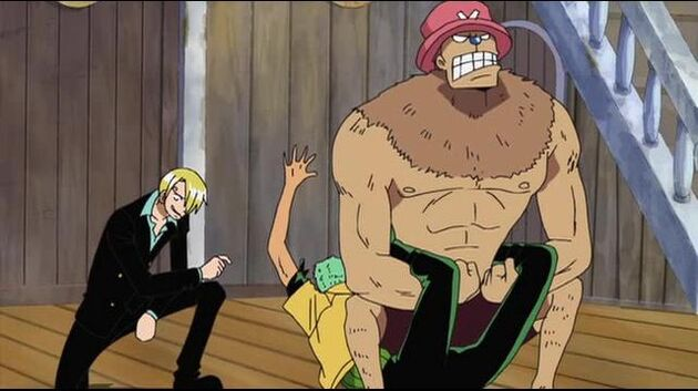 One Piece - Episode 311 - Everyone Makes a Great Escape! The Road to Victory Is for the Pirates!