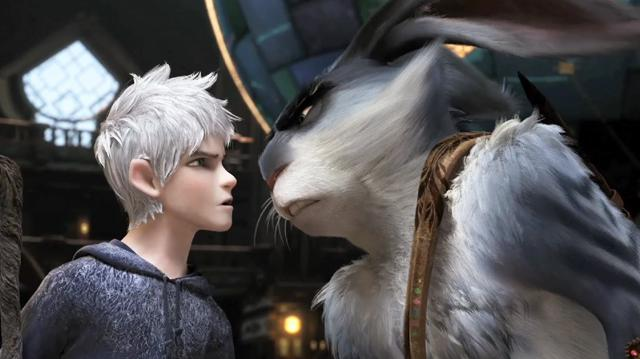 Rise of the Guardians - Jack vs. Bunny