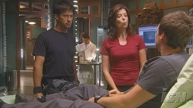 "Stargate Atlantis TV Review - ""Tao of Rodney"" Clip"