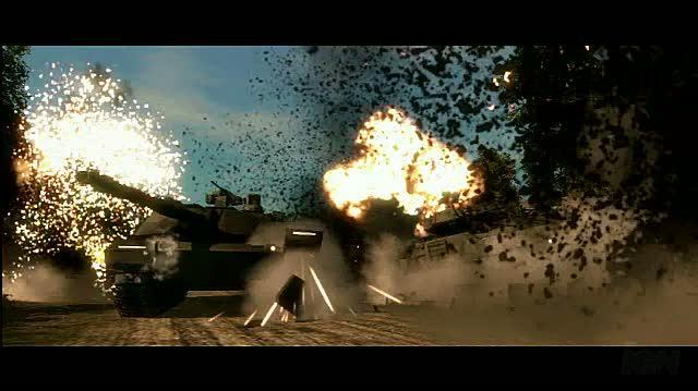 Battlefield Bad Company Xbox 360 Trailer - Launch Trailer