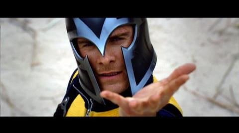X-Men First Class (2011) - Clip Never Again
