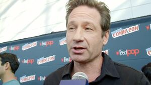 NYCC - X-Files David Duchovny Interview