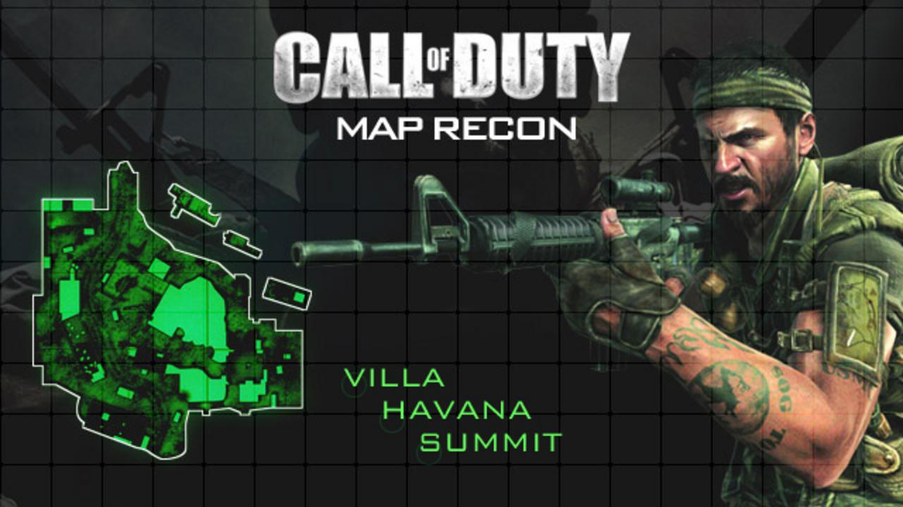 Call of Duty Black Ops Map Walkthrough – Havana