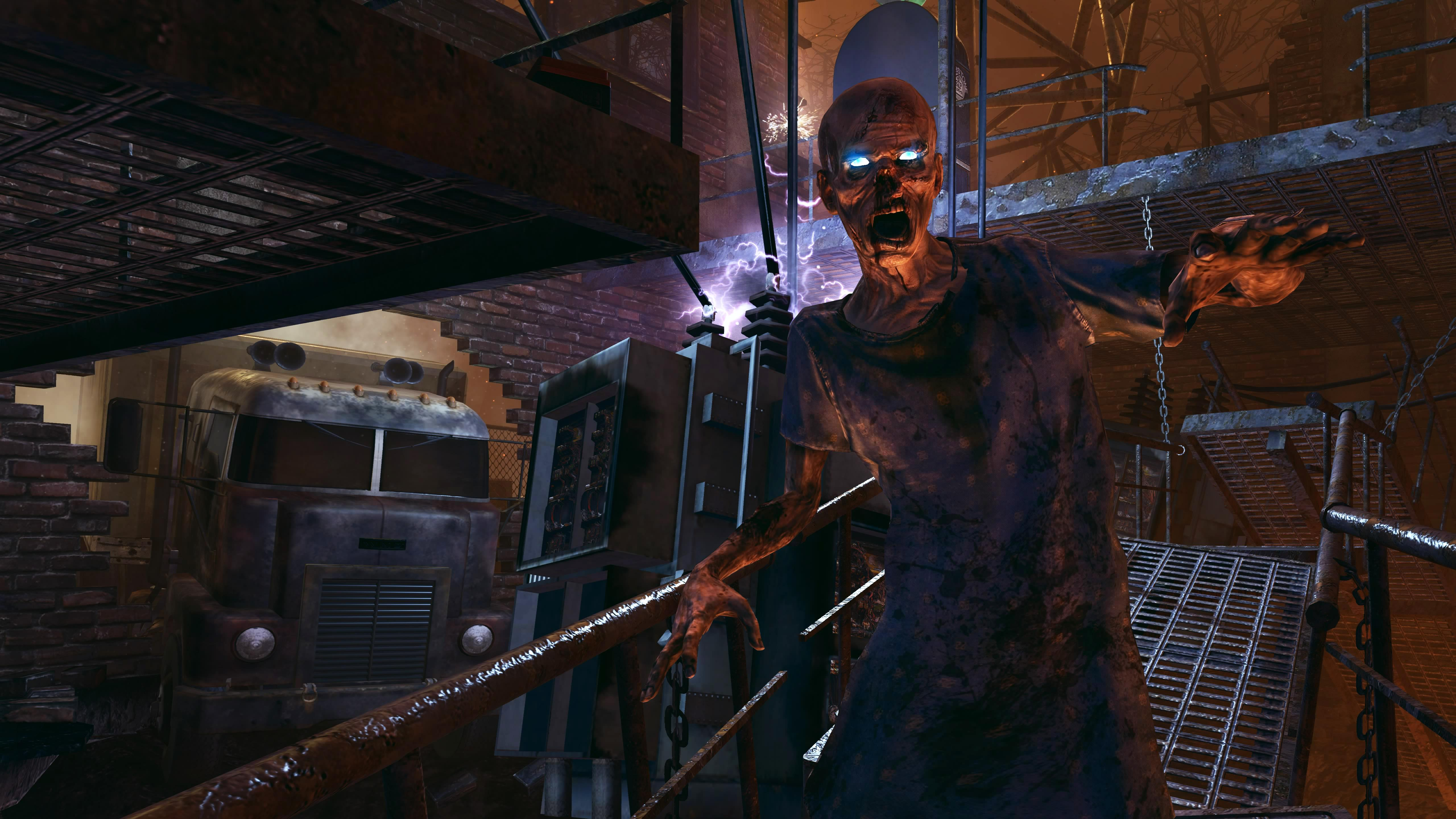 Call of Duty Blacks Ops 2 Zombies Trailer