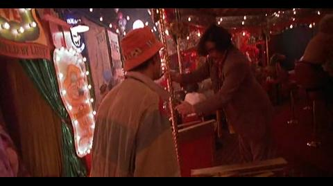 Fear and Loathing in Las Vegas - the carousel Part 2