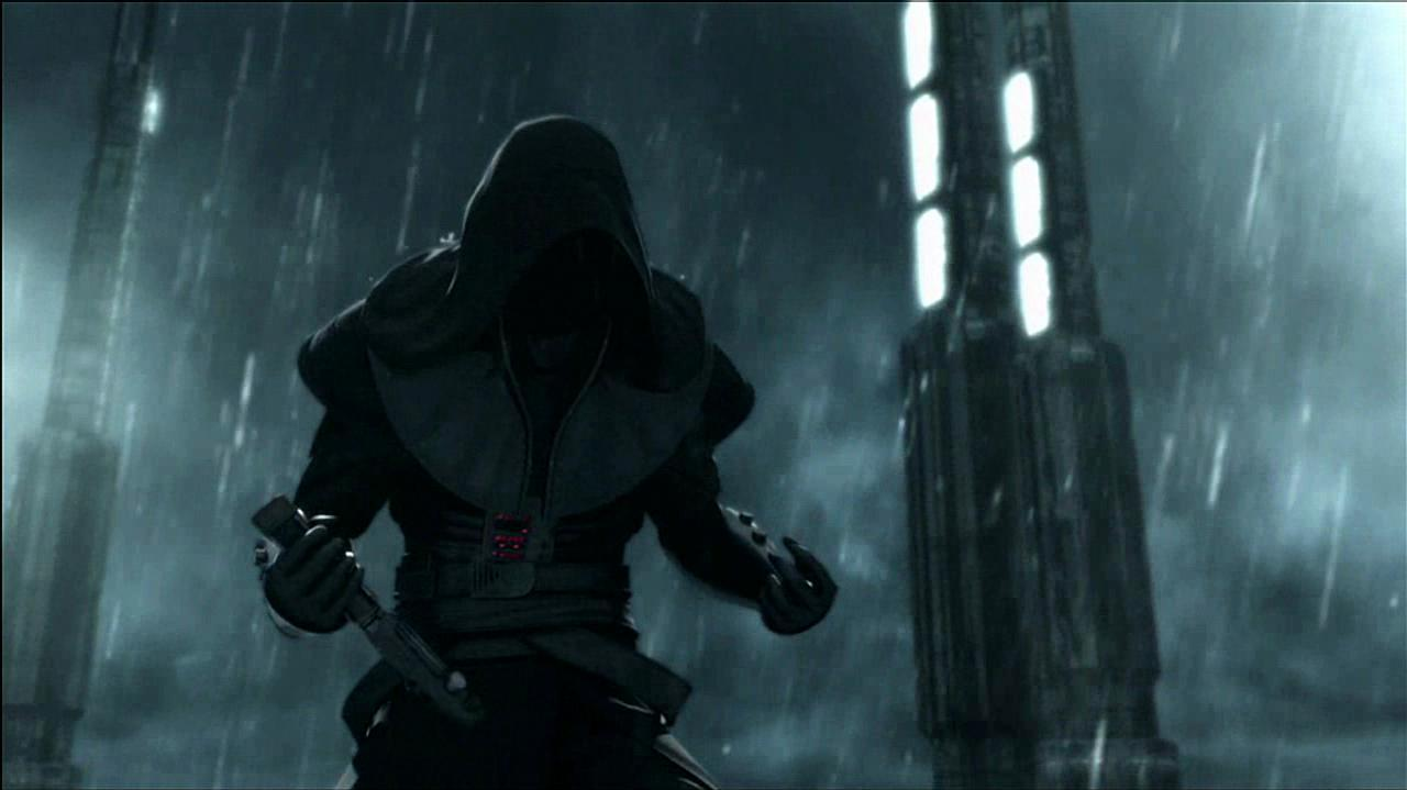 Star Wars The Force Unleashed II Dark Side Ending