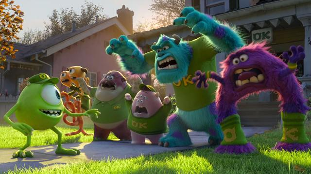 Monsters University - Final Trailer