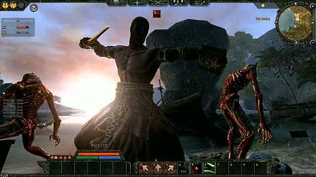 Age of Conan Hyborian Adventures PC Games Feature-Commentary - Combat Tutorial