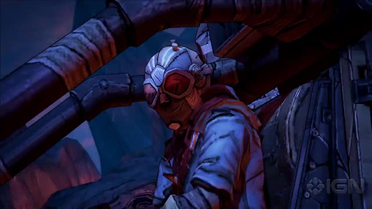 Borderlands 2 Mr. Torgue's Campaign of Carnage Trailer