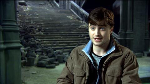 """Harry Potter and the Deathly Hallows Part 2 (2011) - Interview """"Daniel Radcliffe On The Last 10 Years With Harry Potter"""""""