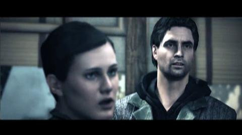 Alan Wake (VG) (2010) - Featurette Building the thriller