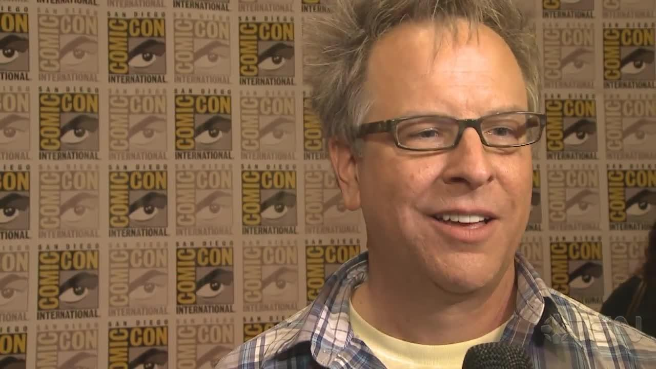 Wreck-It-Ralph - Rich Moore and Clark Spencer Interview - Comic-Con 2012