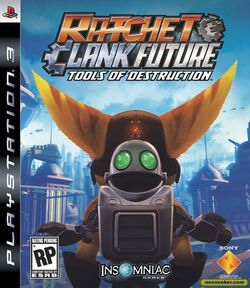 Ratchet and Clank 7