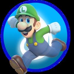 SSBGF Luigi