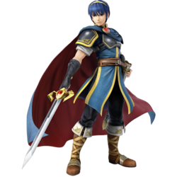 Marth Rumble