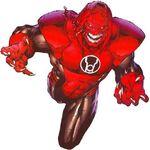Red Lantern Atrocitus