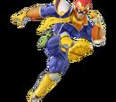 Captain Falcon (SSBR)