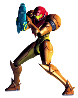 Samus Rumble