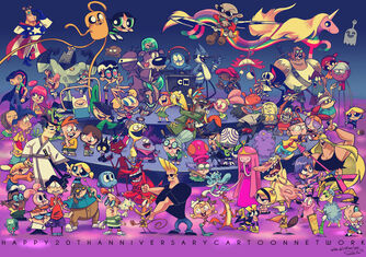 Cn20th-cartoon-network-sakikoamana-adventure-time-power-puff-girls-samurai-jack-dexter-Sakiko-Yamada