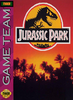 GameTeamJurassicPark
