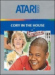 CORY IN THE HOUSE FOR ATARI 5200