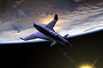 Vanessa's Spaceship