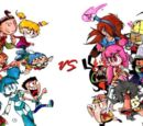 Nickelodeon & Cartoon Network All Star Battle