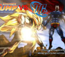 Shonen Jump Vs DC Universe: Heroes of The East & West