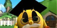 Professor Pac-Man (character)