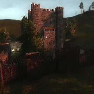 Screenshots/ art from Life is Feudal - similar, but an MMO.