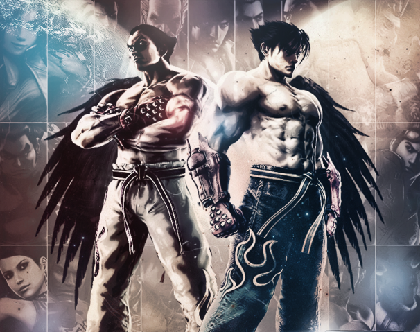 File:Tekken 7 Promotional Art.png