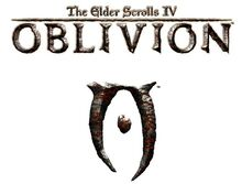 The Elder Scrolls IV - Oblivion logo