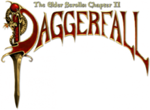 The Elder Scrolls II - Daggerfall