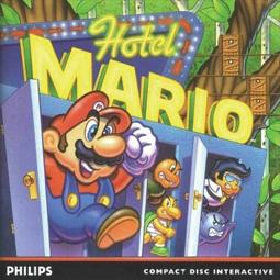 Hotel Mario cover