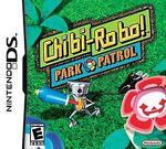 Chibi Robo Park Patrol Boxart