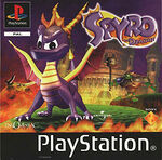 Spyro the DragonPALboxart