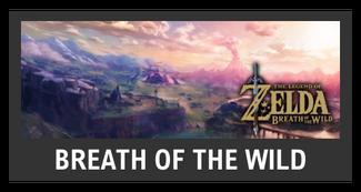 Super Smash Bros. Strife stage box - Breath of the Wild