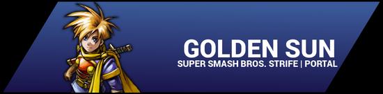 SSBStrife portal image - Golden Sun