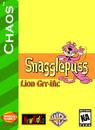 Snagglepuss Lion Grr-ific Box Art 3