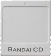Bandai CD Memory Card