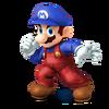 Super Smash Bros. Strife recolour - Mario 2