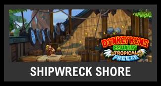 Super Smash Bros. Strife stage box - Shipwreck Shore